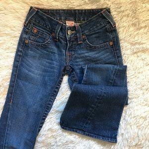 True Religion Joey jeans || size 24